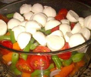 bocconcini salad (2)