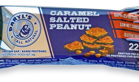caramel salted peanut