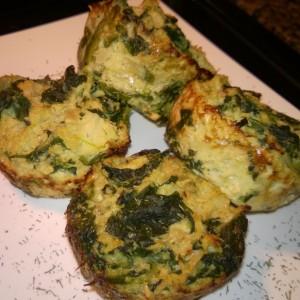 cauliflower spinach